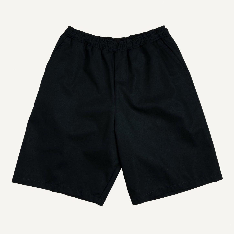 Deep navy pair of shorts