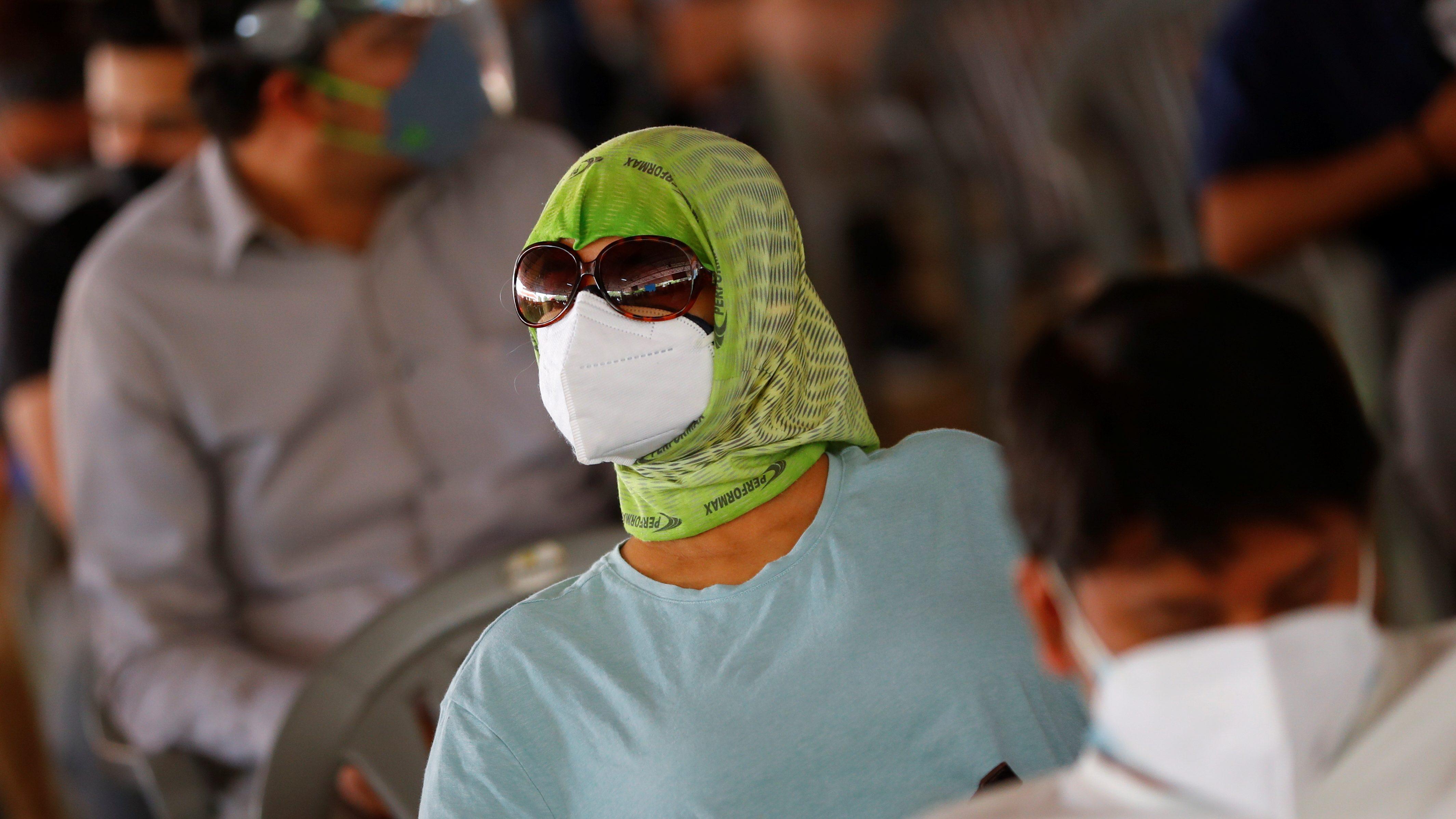 Coronavirus disease (COVID-19) outbreak in New Delhi