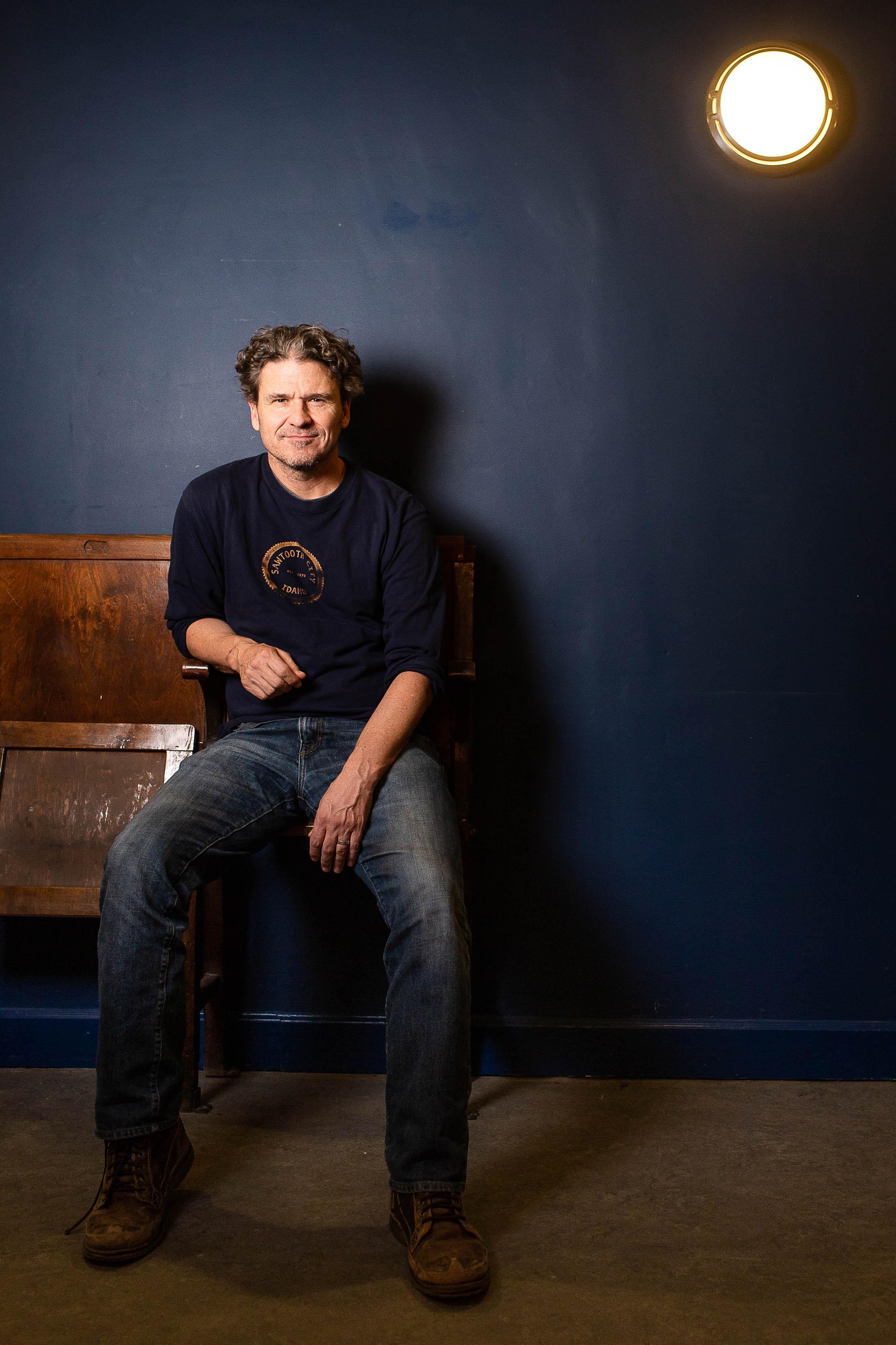 photo of author dave eggers