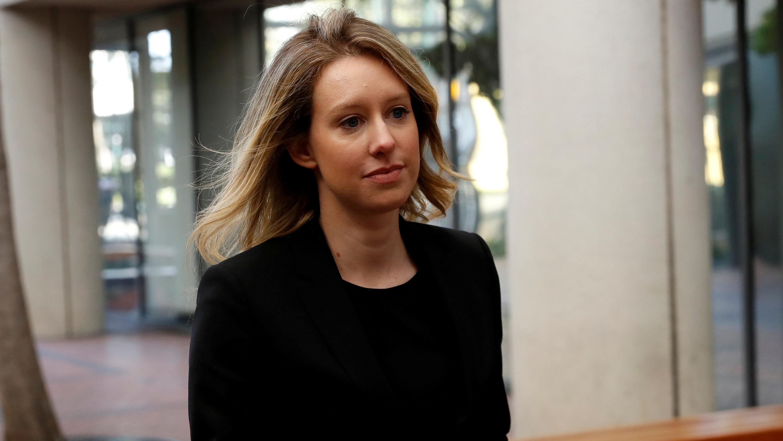 former theranos CEO elizabeth holmes