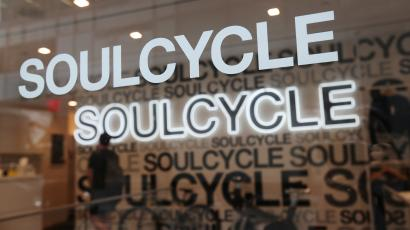 SoulCycle sign