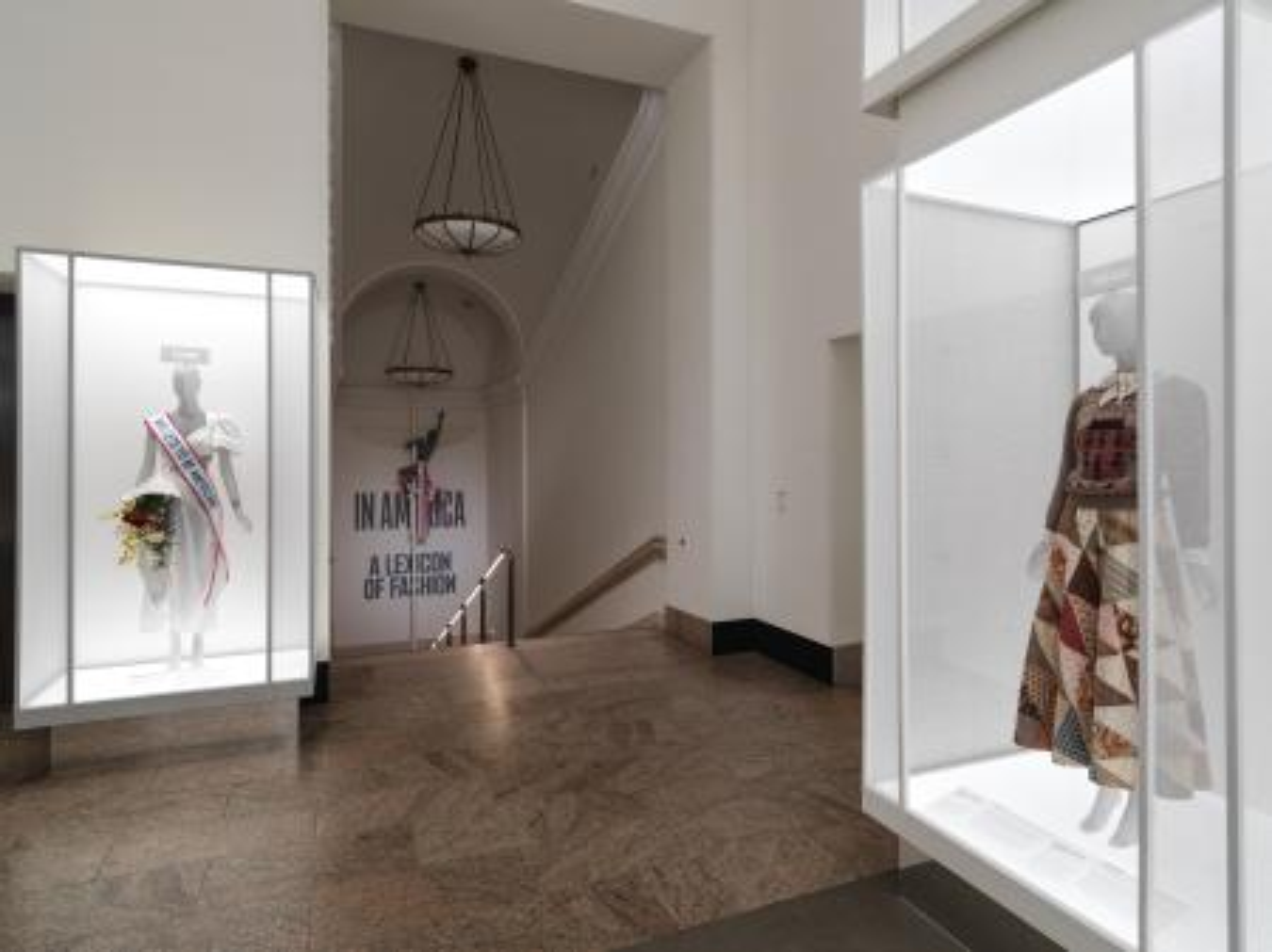 Gallery view: Met Costume Institute