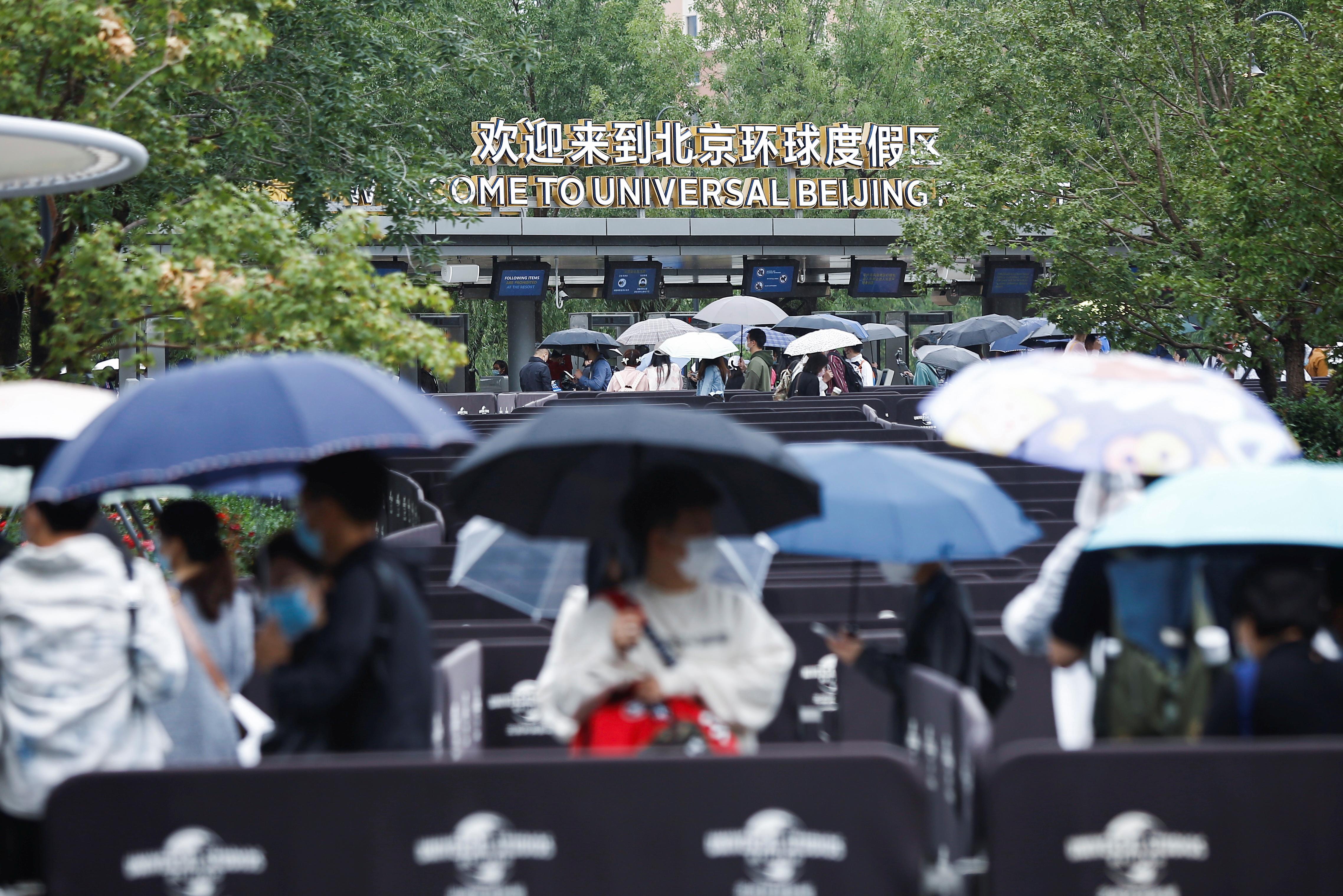 Beijing Universal studios