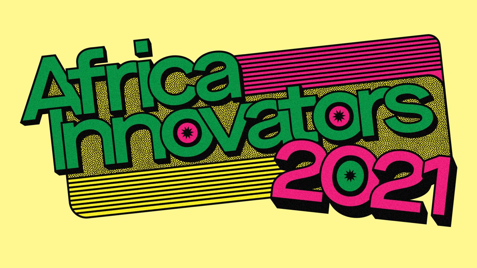 Africa innovators 2021 logo