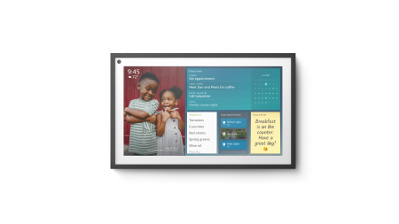 A product photo of the new Amazon Echo Show 15