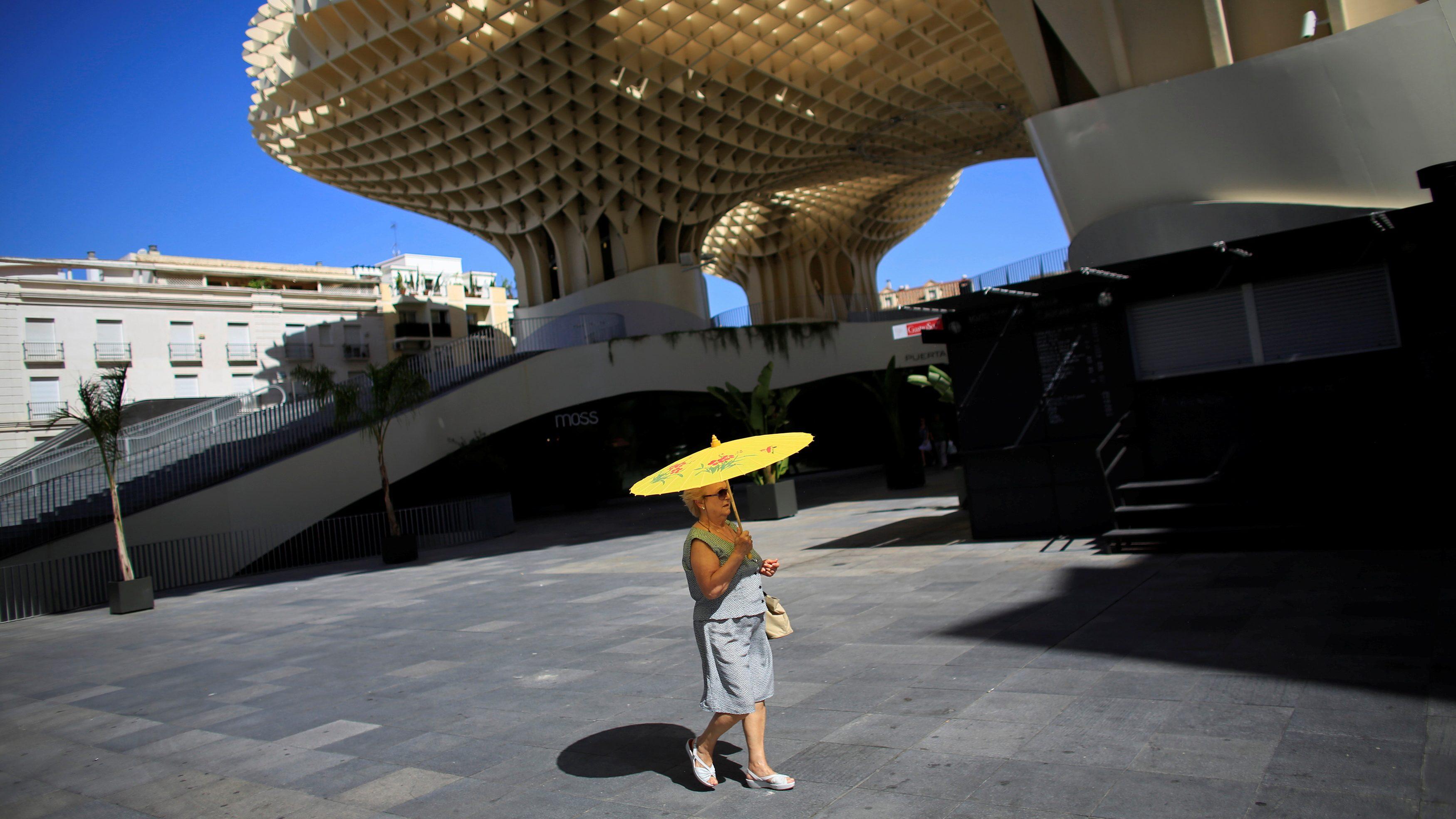 A city in Spain will begin naming heatwaves