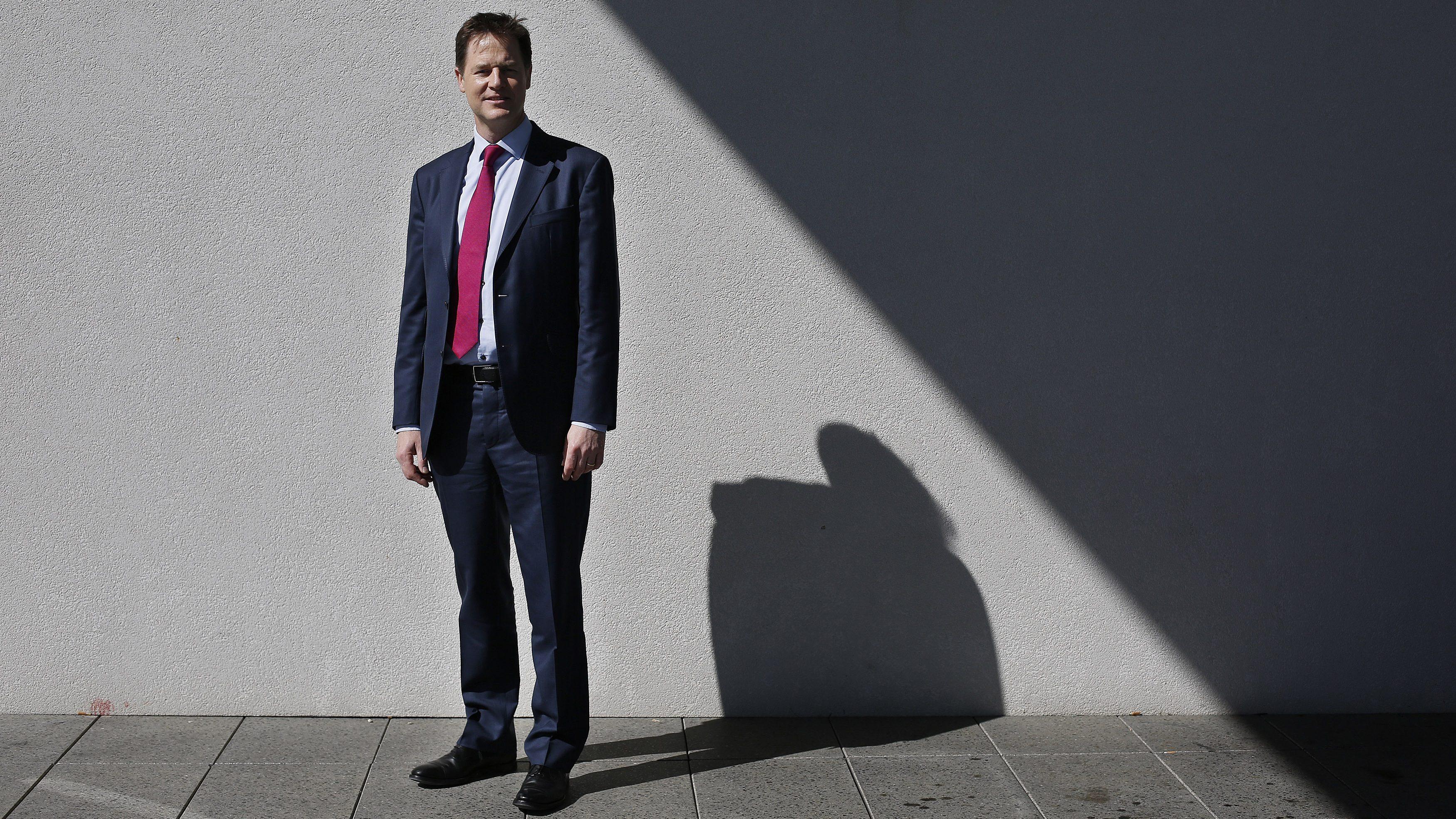 Nick Clegg, former UK deputy prime minister, now works for Facebook.