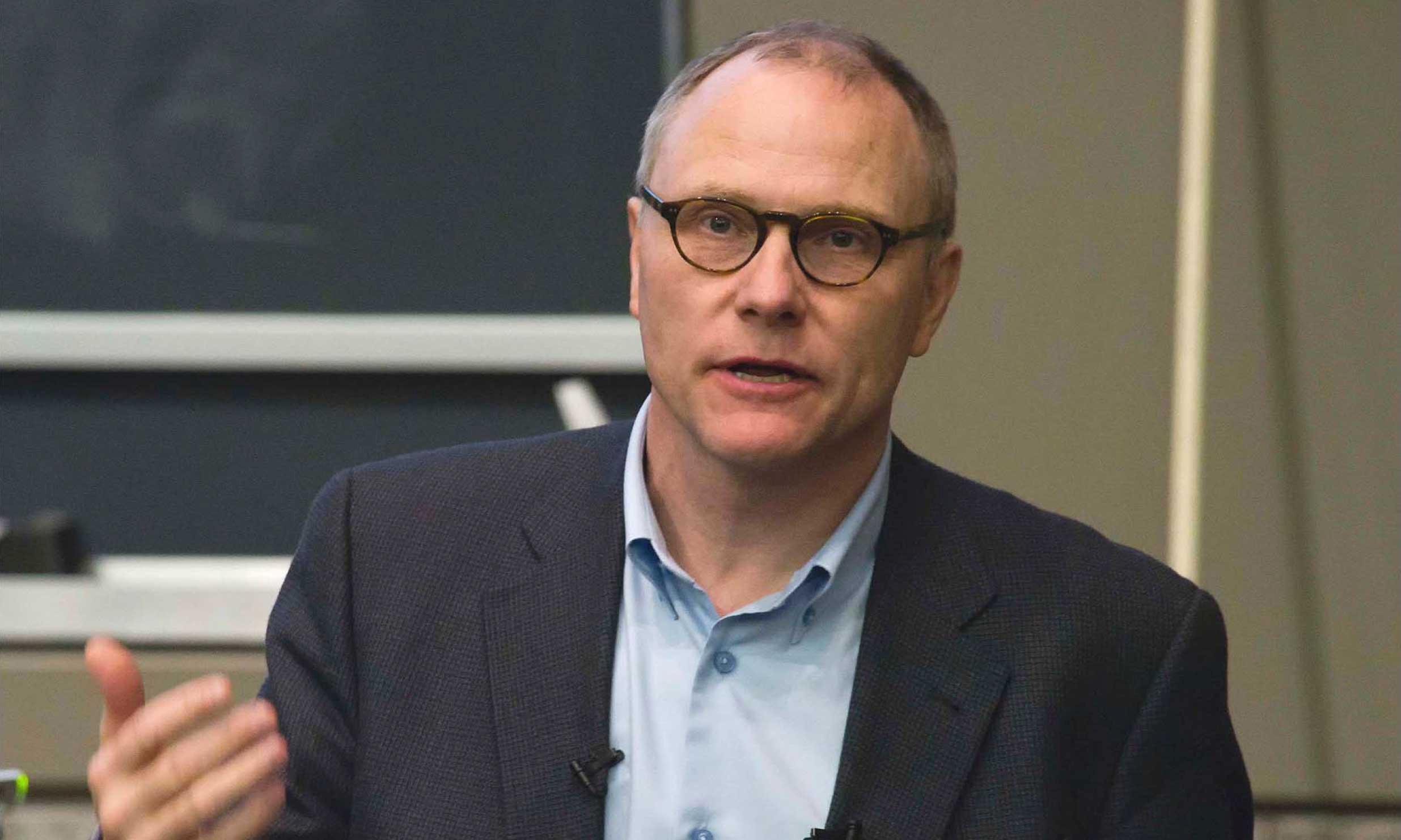 UC Berkeley economist David Card.