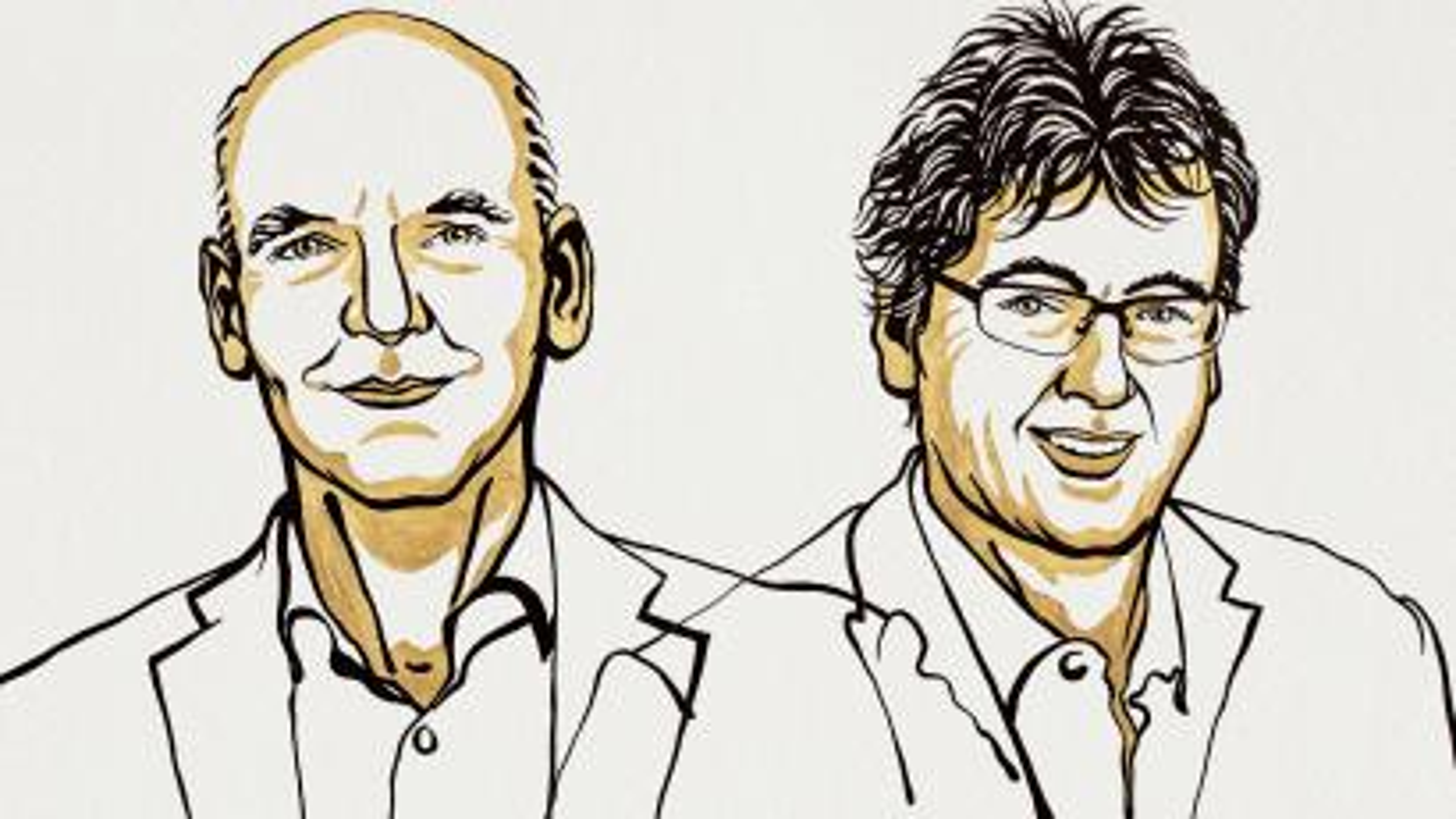 Benjamin List and David MacMillan, the winners of the 2021 Nobel Prize in Chemistry