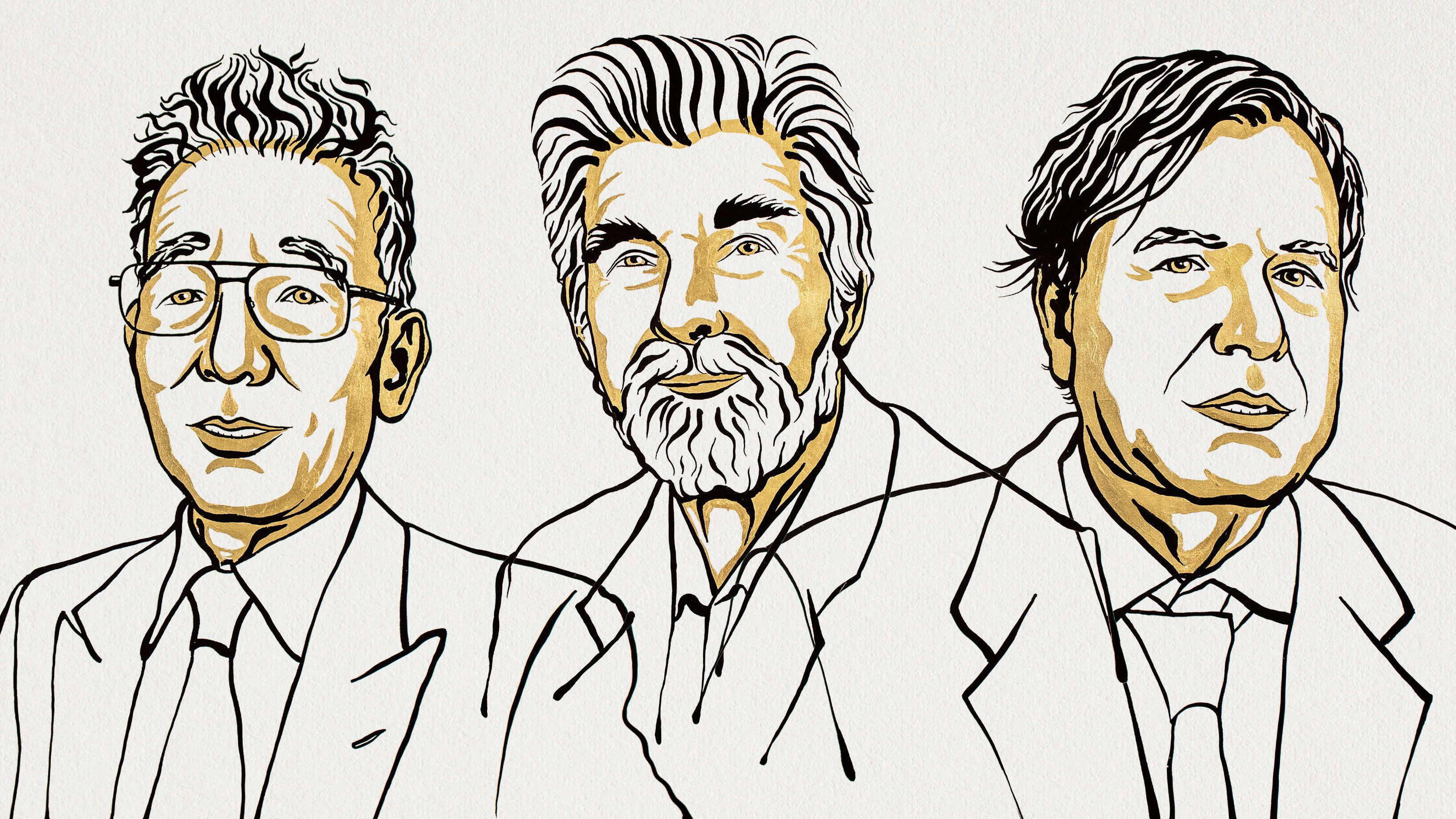 Syukuro Manabe, Klaus Hasselmann and Giorgio Parisi, winners of the 2021 Nobel Prize in Physics